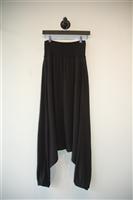 Basic Black Eileen Fisher Harem Pants, size XS