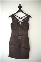 Black BCBG Maxazria Body Con Dress, size 2