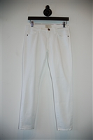 Bright White Current / Elliott Skinny Jean, size 25