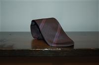 Gray Stripe Christian Dior - Vintage Tie, size O/S