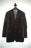 Black & Silver Burrow's Blazer, size 40