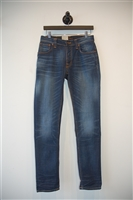 Faded Denim Nudie Jeans Denim, size 30