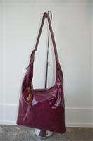 Boysenberry Coach Shoulder Bag, size L