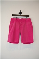 Hot Pink Vince Shorts, size 32