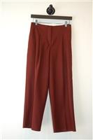 Maroon Acne Studios Trouser, size S