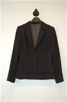 Basic Black Curiel Couture - Vintage Skirt Suit, size S