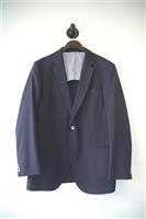 Navy Armani Collezioni Two-Piece Suit, size 44