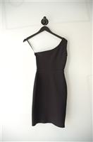 Basic Black BCBG Maxazria Body Con Dress, size 0