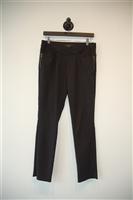 Basic Black Gucci Trouser, size 4