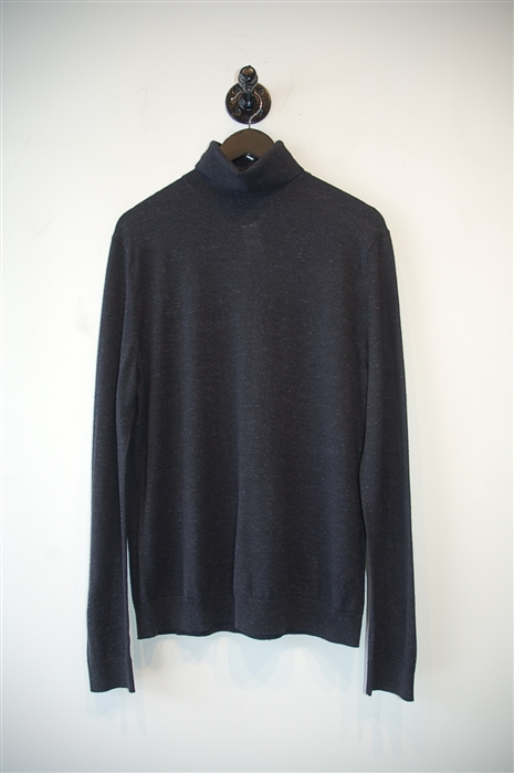 Charcoal Theory Pullover, size M