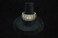 Sterling Silver Links of London Ring, size O/S