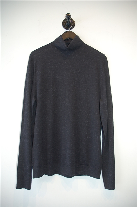 Charcoal Theory Pullover, size L