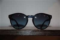 Basic Black Burberry Sunglasses, size O/S