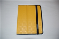 Mustard Coach Ipad Case, size O/S