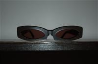 Silver Claude Montana - Vintage Sunglasses, size O/S