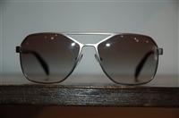 Dark Steel Prada Sunglasses, size O/S