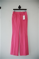 Candy Pink Escada Trouser, size 8