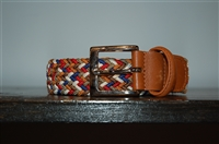 Multicoloured Anderson's Belt, size M