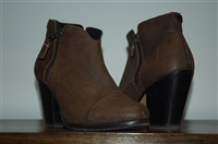 Aged Leather Rag & Bone Ankle Boots, size 7