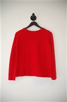 Bright Red Max Mara - Weekend Pullover, size XS