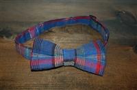 Tartan Holt Renfrew Bow Tie, size O/S