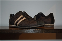 Black Gucci Sneaker, size 8.5