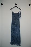 Blue Tones BCBG Maxazria Long Dress, size 6