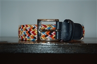 Multicoloured Anderson's Belt, size L