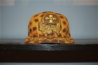 Animal Print Jeremy Scott x New Era Snapback Cap, size M