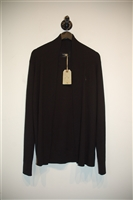 Basic Black All Saints Cardigan, size M