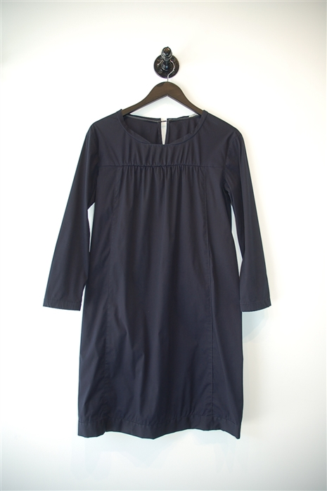 Navy Miu Miu Tunic Dress, size 2