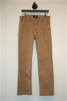 Beige 7 For All Mankind Denim, size 30