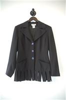 Basic Black Sophie Sitbon - Vintage Skirt Suit, size S