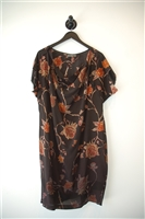Floral Alexander McQueen - McQ Shift Dress, size 10