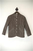 Dark Steel Stella McCartney x H&M Denim Jacket, size 4