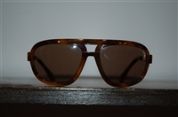 Tortoise Shell Tod's Sunglasses, size O/S