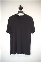 Basic Black Alexander McQueen T-Shirt, size L