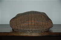 Glen Plaid No Label - Vintage Flat Cap, size O/S