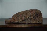Glen Plaid No Label - Vintage Flat Cap, size O/S