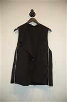 Black Helmut Lang Vest, size S