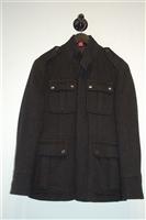 Charcoal Hugo Boss - Boss Black Military Jacket, size S
