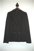 Basic Black Gucci Blazer, size 6