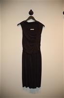 Basic Black Prada Sheath Dress, size M