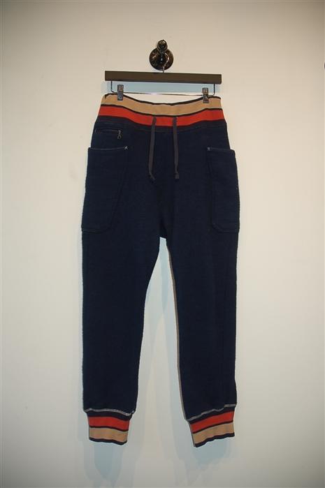 Navy Kapital Lounge Pants, size 32