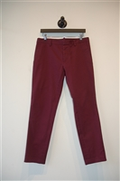 Maroon DSquared2 Trouser, size 32