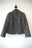 Floral Akris - Punto Jacket, size 12