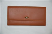 Cognac Nina Ricci Wallet, size L