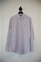 Check Ralph Lauren - Polo Button Shirt, size M