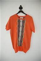 Orange Sorbet J. W. Anderson Short-Sleeved, size XS