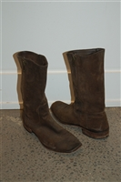 Umber Frye Boots, size 12